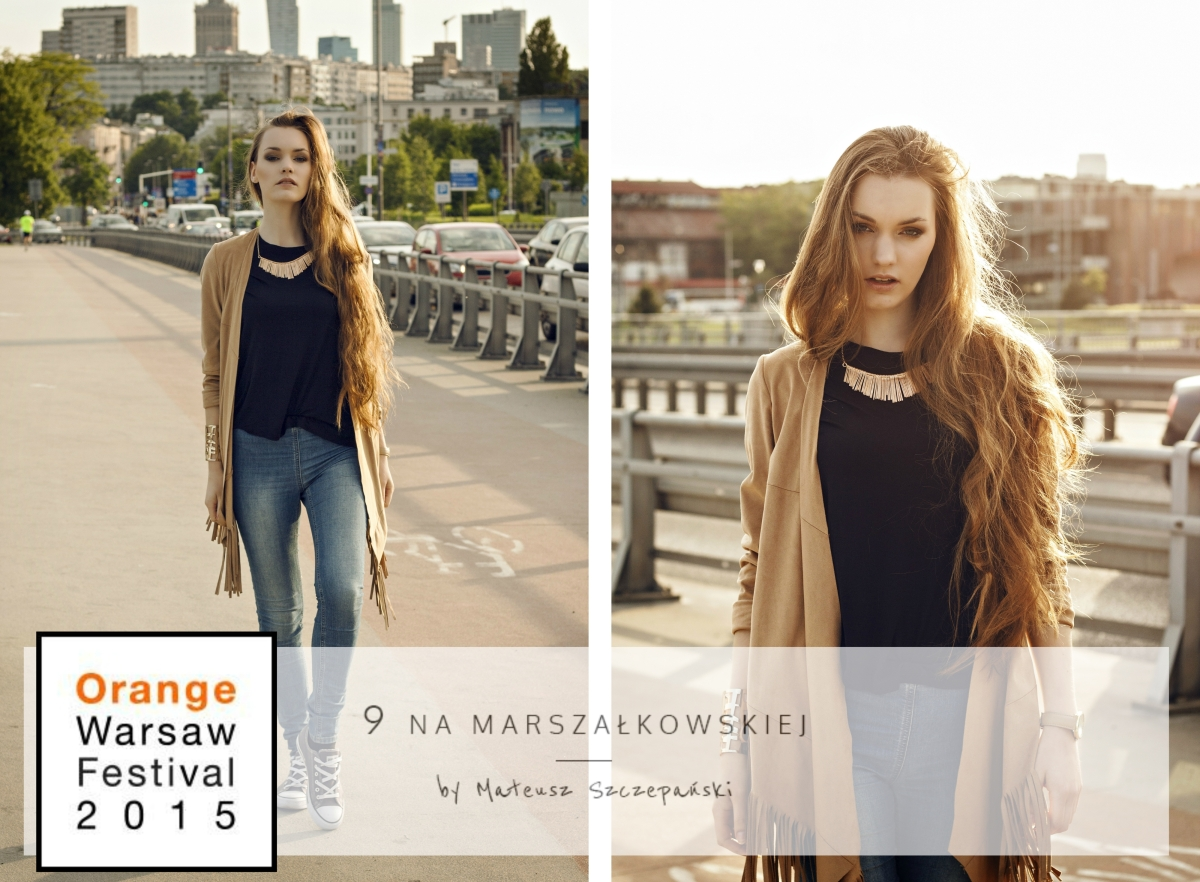 Street Fashion - Orange Warsaw Festival 2015